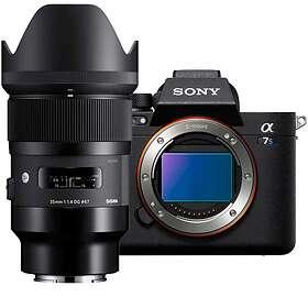 Sony Alpha A7S III + 35/1,4 DG HSM