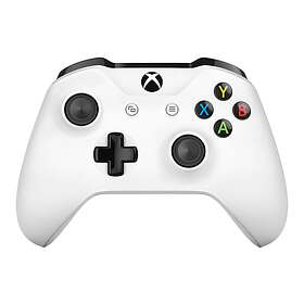 Microsoft Xbox One Wireless Controller V2 - White (Xbox One/PC)