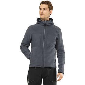 Salomon Snowshelter Teddy Hoodie Jacket (Herr)