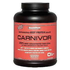 Musclemeds Beef Protein Carnivor 1.8kg