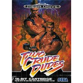 Two Crude Dudes (Mega Drive)