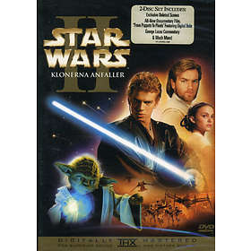 Star Wars Episod II: Klonerna Anfaller