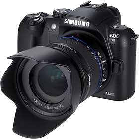 Samsung NX10 + 18-55/3,5-5,6 OIS