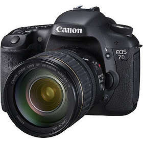 Canon EOS 7D + 17-85/3,5-5,6 IS