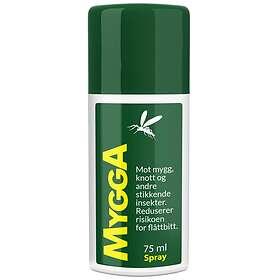 Mygga Spray 9,5% Deet Hyttysuihke 75ml