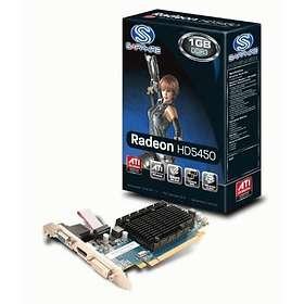 Sapphire Radeon HD5450 DDR3 HDMI 1GB