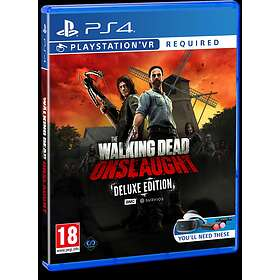 The Walking Dead Onslaught - Deluxe Edition (VR) (PS4)