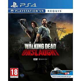 The Walking Dead Onslaught (VR) (PS4)