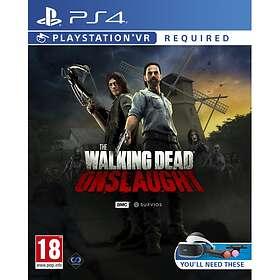 The Walking Dead Onslaught - Survivor Edition (VR) (PS4)