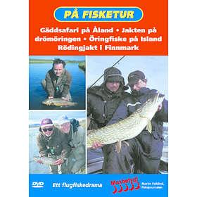 På Fisketur - Gäddsafari på Åland