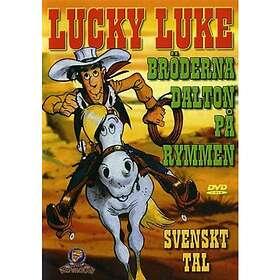 Lucky Luke: Bröderna Dalton På Rymmen