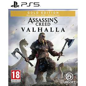Assassin's Creed Valhalla - Gold Edition (PS5)