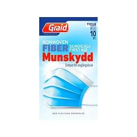 Graid Munnbind Type IIR (10stk)