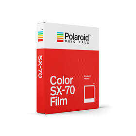 Polaroid Originals Color SX-70 Film 8-pack