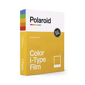 Polaroid Originals Color i-Type Film 8-pack