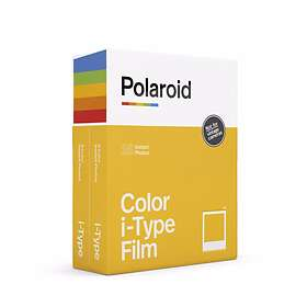 Polaroid Originals Color i-Type Film 16-pack