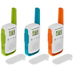 Motorola Talkabout T42 (3-pack)