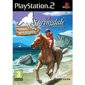 Springdale: Elämäsi Hevosseikkailu