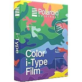 Polaroid Originals Color i-Type Film Camo Edition 8-Pack