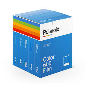 Polaroid Originals Color 600 Film 40-Pack