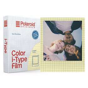 Polaroid Originals Color i-Type Film Note This Edition 8-Pack