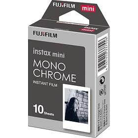 Fujifilm Instax Mini Film Monochrome 10-Pack