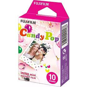 Fujifilm Instax Mini Film Candy Pop 10-Pack
