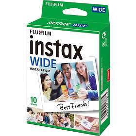 Fujifilm Instax Wide Film 10-Pack