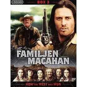 Familjen Macahan - Säsong 3