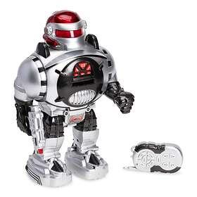Alex's Garage Space Robot