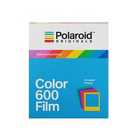 Polaroid Originals Color 600 Film Color Frames Edition 8-pack