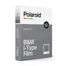 Polaroid Originals B&W i-Type Film 8-pack