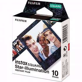 Fujifilm Instax Square Film Star-illumination 10-pack