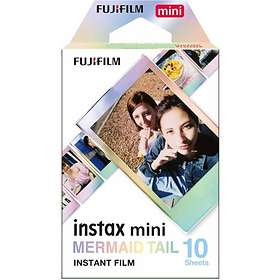 Fujifilm Instax Mini Film Mermaid Tail 10-pack