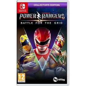 Power Rangers: Battle for the Grid - Mega Edition (Switch)