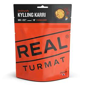 Real Turmat Chicken Curry 500g