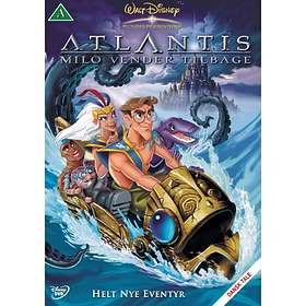 Atlantis: Milos Återkomst