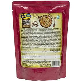 Blå Band Outdoor Meal Swedish Meatballs With Creamy Potatoes 430g