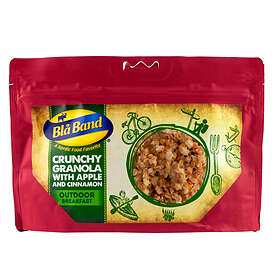 Blå Band Outdoor Breakfast Crunchy Granola With Apple And Cinnamon 150g