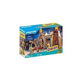 Playmobil SCOOBY-DOO! 70365 Adventure in Egypt