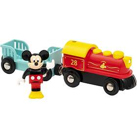BRIO Mickey Mouse Battery Train 32265