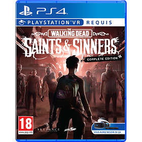 The Walking Dead: Saints & Sinners - Complete Edition (VR) (PS4)