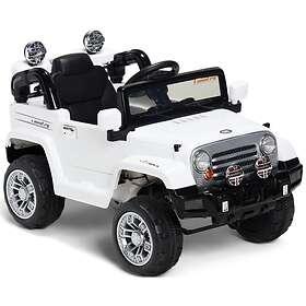 Alex's Garage Elbil Jeep