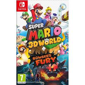 Super Mario 3D World + Bowser's Fury (Switch)