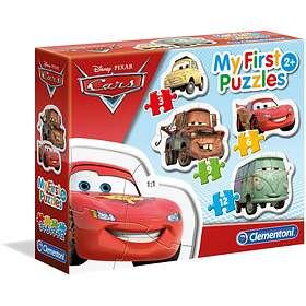 Clementoni Palapelit My First Puzzles Disney Cars 3+6+9+12 Palaa