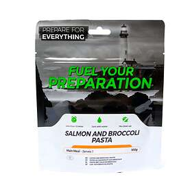 Fuel Your Preparation Salmon and Broccoli Pasta Pouch 100g