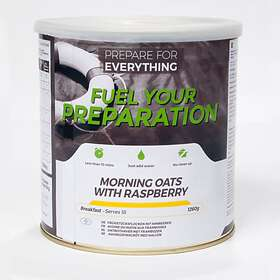 Fuel Your Preparation Morning Oats with Raspberry Tin 1260g