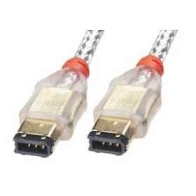 Lindy Firewire 6-Pin - 6-Pin 0.3m