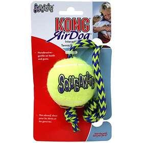 Kong SqueakAir Balls with Rope M