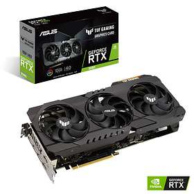 Asus GeForce RTX 3080 TUF Gaming 2xHDMI 3xDP 10GB